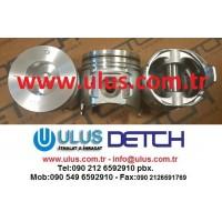 729908-22900 Piston +0.25mm 4TNV98 Engine YANMAR