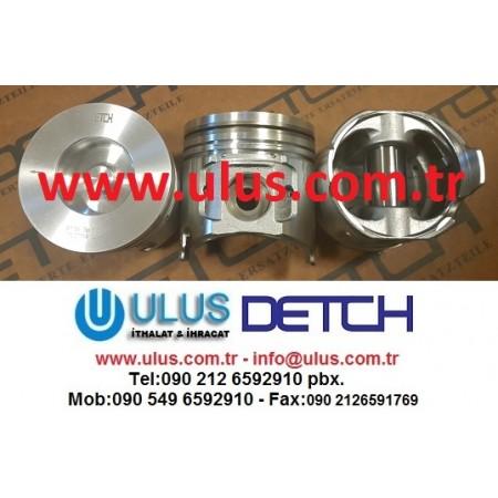 YM729908-22900 Piston +0.25mm 4D98E Engine KOMATSU
