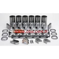 CASE CX500C Excavator, ISUZU GH-6UZ1X Engine Parts