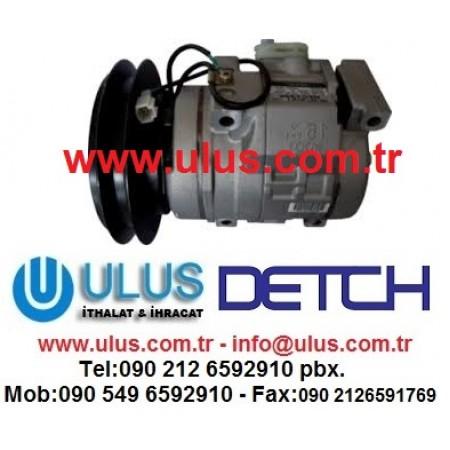 4710206 AIR CONDITIONER Compressor HITACHI 350LC-3