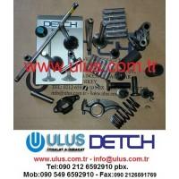 13711-1631 Intake Valve J08C Engine HINO 137111631