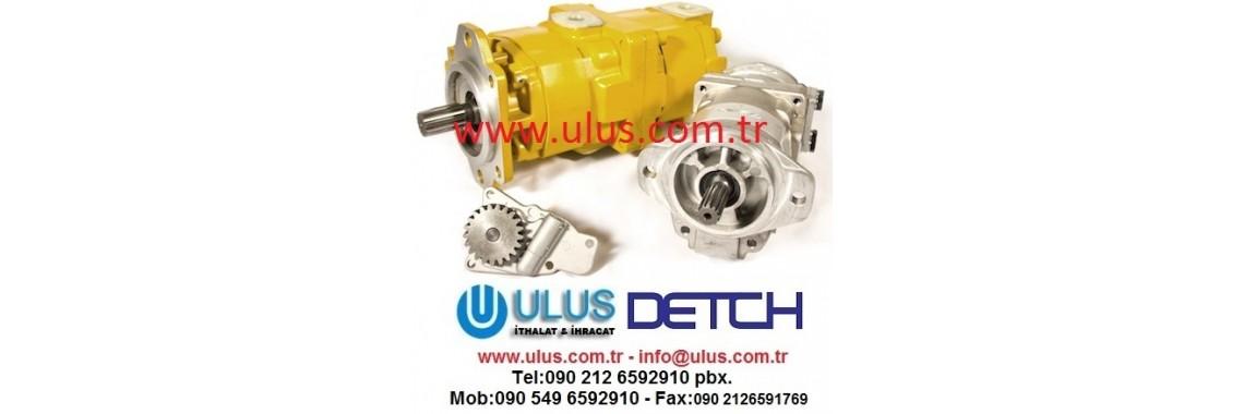 Hydraulic Pump KOMATSU